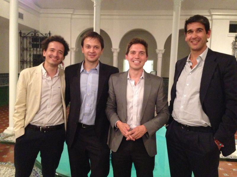 emprendedores españoles en USA