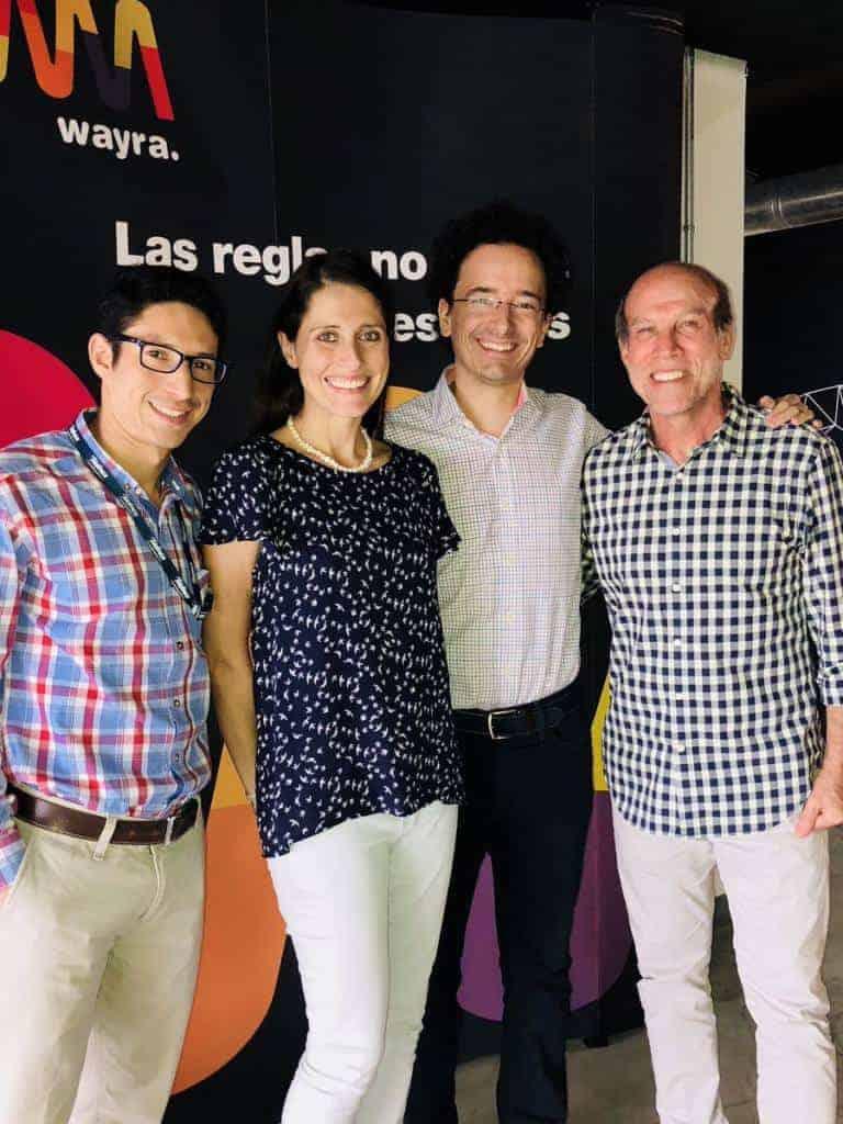 Equipo Wayra Venezuela