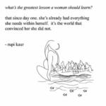 rupi kaur poem